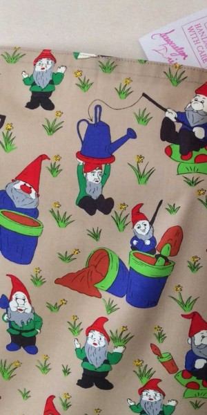 Apron Standard Adult Garden Gnomes