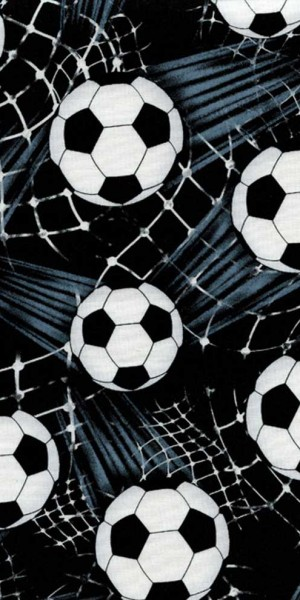 Fabric Timeless Treasures C6031 Shooting Footballs
