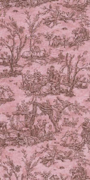Fabric Timeless Treasures Paris Country Garden C3788