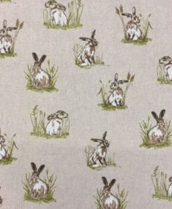 Fabric Chatham Glyn Mini Hares