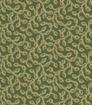 Makower Trinkets Leaves Green 2/8144G