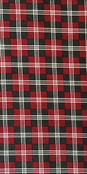 Fabric Freedom Highland Tartan check