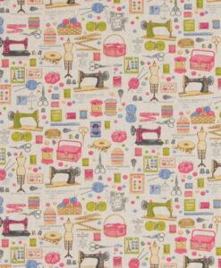 Fabric Chatham Glyn Small Sewing and Knitting Icons
