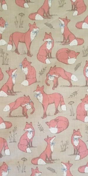 Fabric Chatham Glyn Mrs Fox