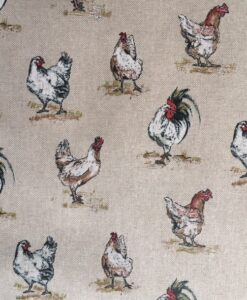Fabric Chatham Glyn Chickens