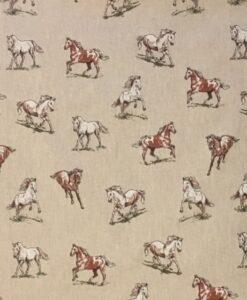 Fabric Chatham Glyn Wild horses