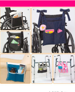 Simplicity Sewing Pattern 2822OS Mobility bags and accessories