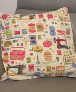 Cushion Individually Home Made Linen Needle crafts