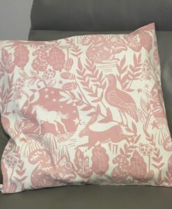 Cushion Individually Home Made Weston Birt Pink