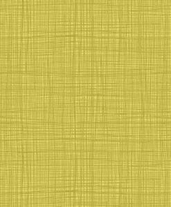Makower Linea Sulphur Yellow 1525/Y