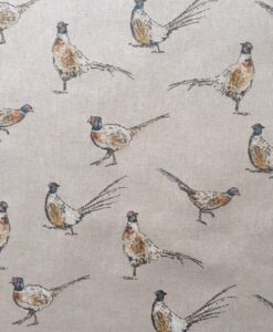 Fabric Chatham Glyn Mini Pheasants