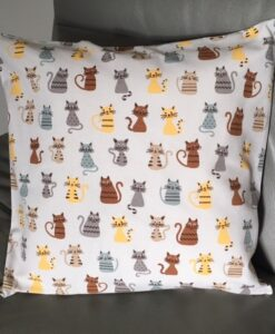 Cushion Individually Home Made Cartoon Cats