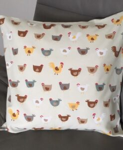 Cushion Individually Home Made French Hens