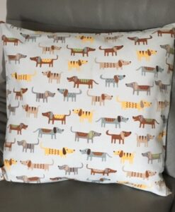 Cushion Individually Home Made Cartoon Dogs