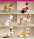 Simplicity Sewing Pattern 2393 OS Small Dog Coat