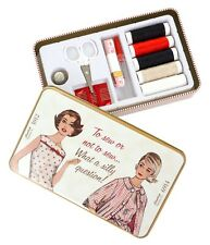 Simplicity Vintage Gift Range Notions Tin