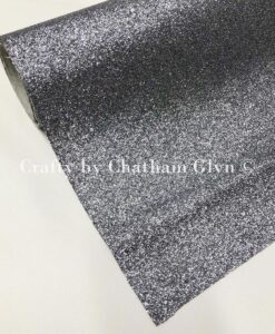 Fabric Chatham Glyn Fine Glitter PU Backed Fabric