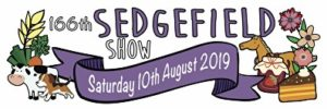 Sedgefield Show Saturday 10th August 2019