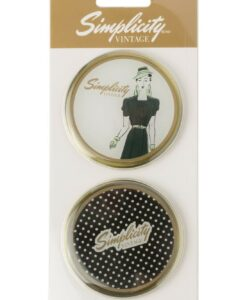 Simplicity Vintage Gift Range Pattern Weights Spots