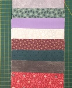Pre Cut fabric Squares Makower & Marcus Charm Pack 48 x 5 inch