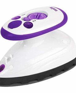 Ansio Mini Dual Voltage Lightweight Steam Iron