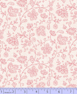 Fabric Marcus Lace Effect Light Pink 0532-1059