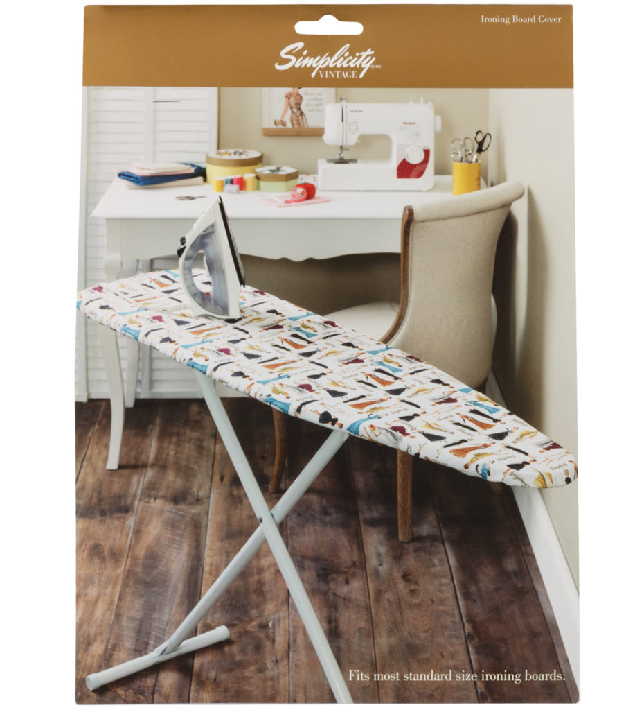 Product recall: Simplicity Vintage Ironing Board Cover / SKU 5607001001 - RECALL