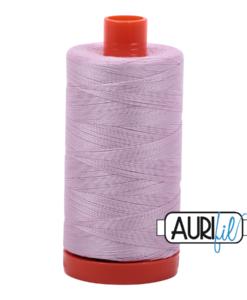 Aurifil 50WT Cotton Thread 2510 Pale Lilac 1300 m spool